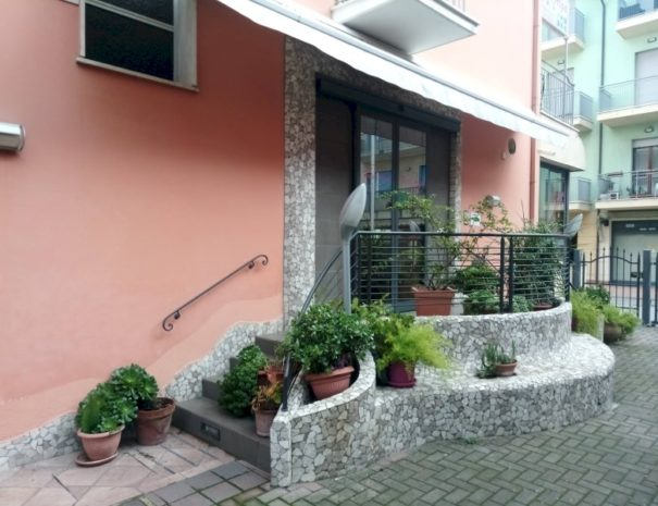 Hotel Alga 3 Stelle Bellaria - Esterno